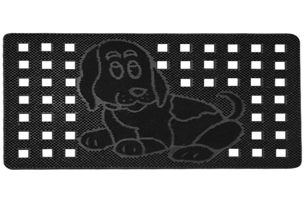 RUBBER PIN MATS DOG